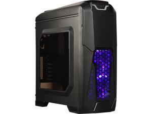 CASE ROSEWILL | NAUTILUS 200B ATX Gaming Mid Tower Computer Case