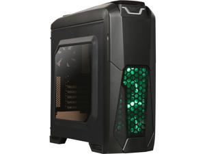 CASE ROSEWILL | NAUTILUS 200G ATX Gaming Mid Tower Computer Case