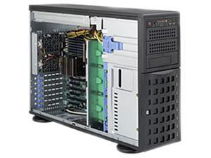 SUPERMICRO CSE-745TQ-920B Black 4U Pedestal Server Case