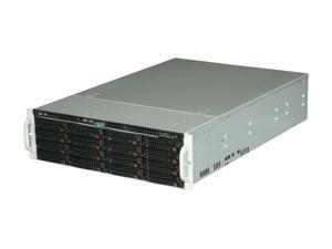 SUPERMICRO SuperChassis CSE-836E1-R800B Black 3U Rackmount Server Case