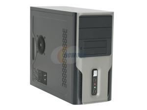 APEX TX-388 Black Steel MicroATX Mid Tower Computer Case 300W Power Supply