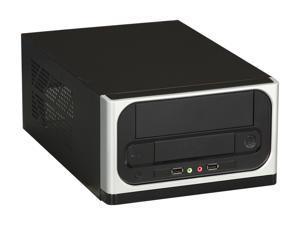 APEX MI-110 Black / Silver Computer Case
