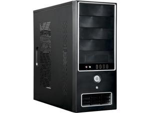 APEX SK-386-C Black ATX Mid Tower Computer Case