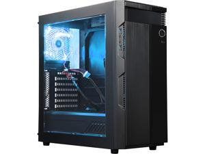 APEX 21N-01 Black Steel / Plastic ATX Mid Tower Computer Case