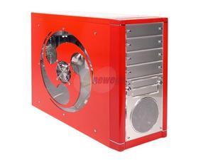 RAIDMAX Storm ATX-847WRP Red Computer Case