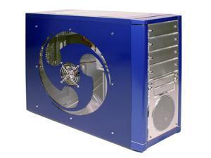 RAIDMAX Storm ATX-847WUP Blue Computer Case