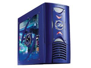 RAIDMAX Scorpio ATX-868WUP Blue Computer Case With Side Panel Window