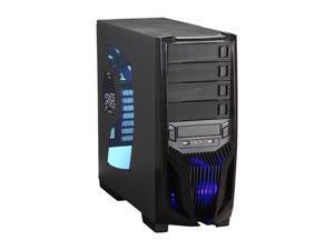 RAIDMAX BLADE (ATX-298WB) Black Computer Case With Side Panel Window