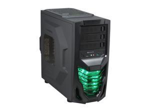 RAIDMAX Cobra ATX-502WBG Black Steel / Plastic ATX Mid Tower Computer Case
