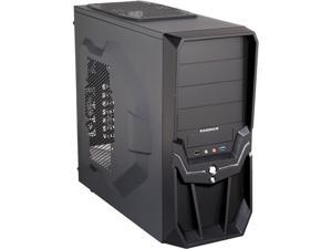 RAIDMAX Super Hurricane ATX-248B Gray Steel / Plastic ATX Mid Tower Computer Case