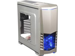 RAIDMAX ATX-503WTi Black/Titanium Steel / Plastic ATX Mid Tower Computer Case