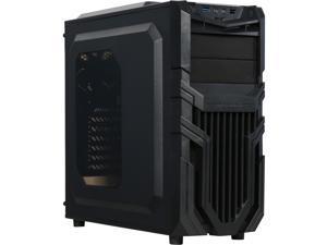RAIDMAX Vortex V5 Black Steel / Plastic ATX Mid Tower Computer Case