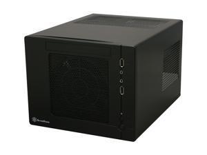 SilverStone Sugo SG05-B Black Computer Case