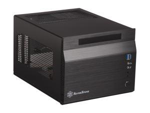 SilverStone Sugo Series SST-SG06B-USB3.0 Black Computer Case