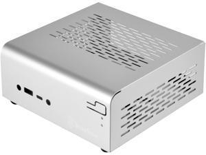 SilverStone SST-VT01S Silver 0.8mm SECC Computer Case