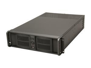iStarUSA D-300L-M6/U23/460w Black 3U Rackmount Server Chassis