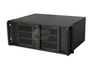 iStarUSA D-400S3 Black 4U Rackmount Ultra Compact Chassis