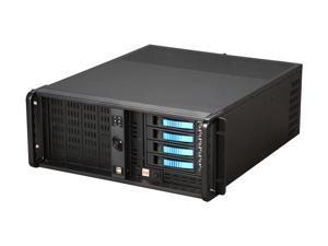 iStarUSA D4007PND-B4SA-BL-50R8P Blue 4U Rackmount Compact Stylish Server Chassis - OEM