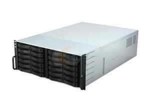 iStarUSA V4M24SA-BK-18R4H 4U Rackmount Server Chassis - OEM