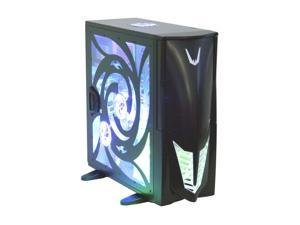 Sunbeam Transformer IC-TR-US-BA-WOPSU Black Computer Case With Side Panel Window