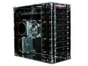 Sunbeam AC9B-T Computer Case With Side Panel Window