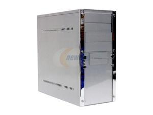 AMS gMONO CF-2529S Silver Computer Case