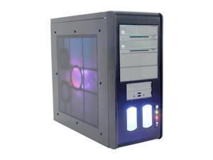 CODEGEN E-6097-CA-W/O Black Computer Case