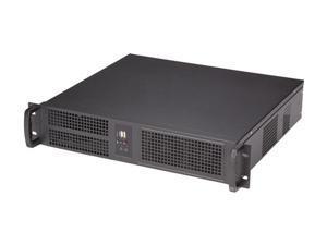 Athena Power RM-2U2022S47 Black 2U Rackmount Server Chassis