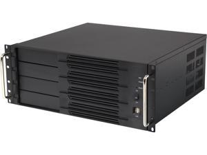 Athena Power RM-4U400SR508 Black 4U Rackmount Server Case