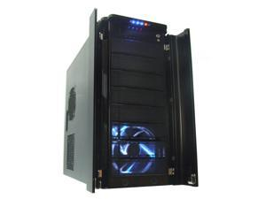 XION Stacker XON-791B Black Computer Case