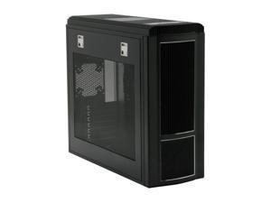 HIPER ANUBIS HTC-1K614A1 Black Computer Case With Side Panel Window