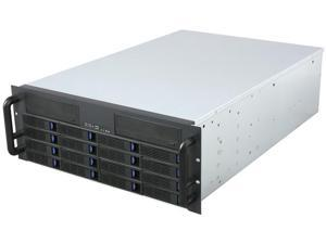 NORCO RPC-4216 4U Rackmount Server Case w/16 Hot-Swappable SATA/SAS Drive Bays - OEM