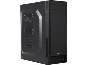 ZALMAN T2 Plus Black ATX Mini Tower Computer Case Standard ATX / ATX 12V Power Supply