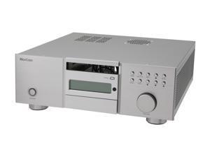 Moneual Silver MonCaso 832P ATX Media Center / HTPC Case