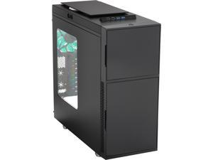 Nanoxia DS1WIB Dark Black Computer Case