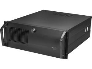 Habey RPC-900 Black Heavy duty 1.2mm cold-rolled steel, texture power coated 4U Rackmount Server Chassis