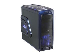 Sentey Extreme Division GS-6400B - ARVINA Black and Blue Computer Case