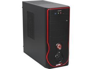 Sentey CS1-1399 PLUS Black Computer Case