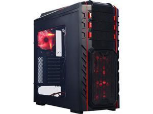 DIYPC Skyline-06-WR ATX Full Tower Computer Case