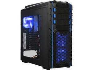 DIYPC Skyline-06-WB Black SECC ATX Full Tower Computer Case