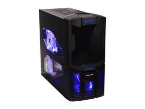 AZZA Spartan CSAZ-102E Black Computer Case With Side Panel Window