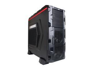 AZZA Fusion 3000 (CSAZ-3000) Black SECC ATX Full Tower Computer Case