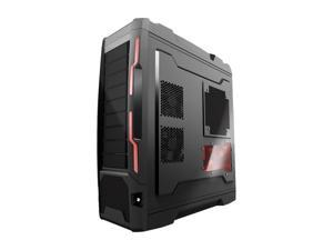 AZZA Genesis 9000 CSAZ-9000B Black 0.8mm SECC ATX Full Tower Computer Case
