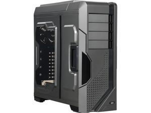 AZZA CSAZ-8000GM Gunmetal SECC ATX Full Tower Computer Case