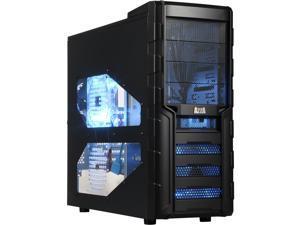AZZA CSAZ-402S Black SECC ATX Mid Tower Computer Case