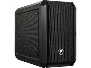 COUGAR QBX-KAZE Mini-ITX Ultra-Compact Pro Gaming Mini-ITX Case