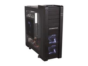 Xigmatek Elysium Black CCC-HSA0DS-U01 All Black Computer Case With Side Panel Window