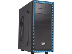 DEEPCOOL TESSERACT BF Mid Tower Computer Case SGCC+PLASTIC+RUBBER COATING