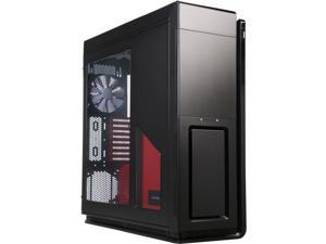 Phanteks Enthoo Primo PH-ES813P_SRD Black/Red Aluminum / Steel ATX Full Tower Computer Case