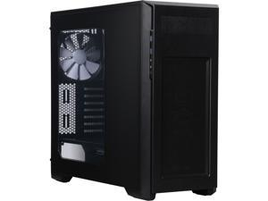 Phanteks Enthoo Pro M Series PH-ES515P_BK Black Steel / Plastic ATX Mid Tower Computer Case